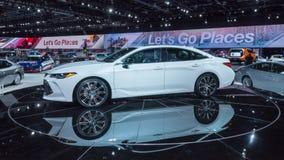 2019 Toyota Avalon, NAIAS royalty-vrije stock foto's