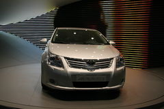 TOYOTA AVENSIS Immagine Stock