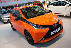 Toyota Aygo Immagini Stock