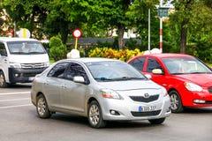 Toyota Belta royalty free stock photography
