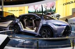 Toyota-bloemkroon Stock Afbeeldingen