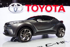Toyota C-HR Zdjęcia Stock