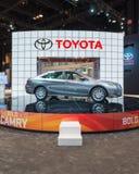 2015 Toyota Camry Stock Afbeelding