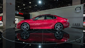 2018 Toyota Camry Royalty-vrije Stock Fotografie