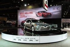 2018 Toyota Camry Stock Afbeelding
