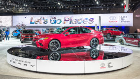 2018 Toyota Camry Stock Foto's
