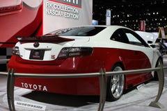 Toyota Camry Concept Royalty Free Stock Photos