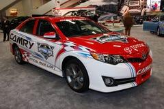 Toyota Camry Daytona 500 i Fotografie Stock