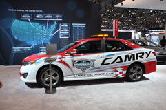 Toyota Camry Daytona 500 Official Race Car Royalty Free Stock Image