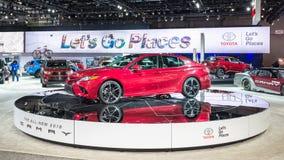 2018 Toyota Camry Stock Photos
