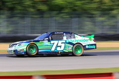 Toyota Camry-het Rennen Stock Afbeelding