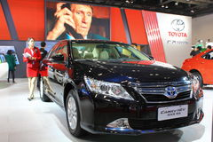 Toyota camry hev Royalty Free Stock Photography