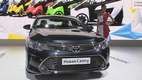 Toyota Camry Royalty Free Stock Photos