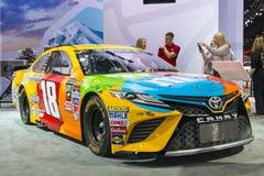 Toyota Camry NASCAR samochód Fotografia Stock