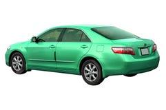 Toyota Camry verde 2008 Imagem de Stock
