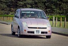 Toyota carro Imagens de Stock Royalty Free