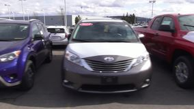 Toyota Cars, New Cars, Japanese Cars stock video footage