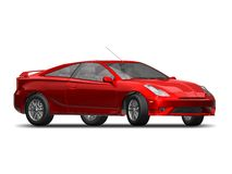 Toyota Celica 1 illustration stock