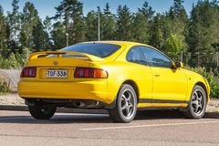 Toyota Celica GT liftback T200 model Royalty Free Stock Photo