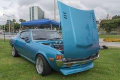 Toyota Celica GT na pokazie Zdjęcia Stock