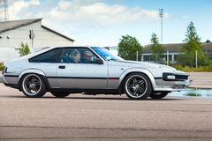 Toyota Celica Supra 2.8 MA61 Royalty Free Stock Image