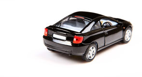 Toyota celicia back view Royalty Free Stock Photography