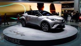 Toyota CH-R in Genf 2016 Lizenzfreie Stockbilder