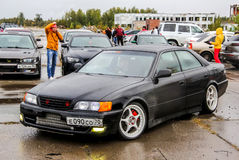 Toyota Chaser Stock Images