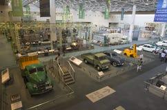 Toyota Commemorative Museum, Nagoya stock photo