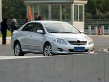 Toyota Corolla royaltyfria foton