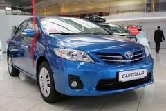 Toyota Corolla Stock Photography