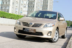 Toyota Corolla stock fotografie