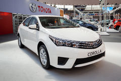 Toyota Corolla Immagine Stock Libera da Diritti