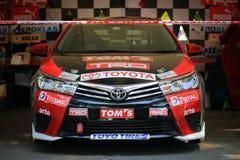 Toyota Corolla Altis Arkivbilder