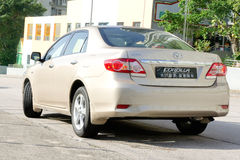 Toyota Corolla Royalty Free Stock Image