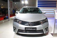 Toyota corolla 1.8L GLX-i Royalty Free Stock Image