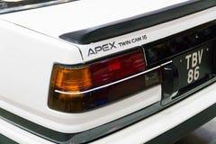 Toyota Corolla Levin 2Door GT Apex fotos de archivo libres de regalías