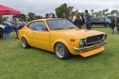 Toyota Corolla Levin en la exhibición fotos de archivo