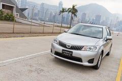 Toyota Corolla 2013 modell royaltyfri foto