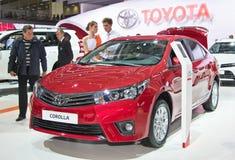Toyota Corolla Stock Images