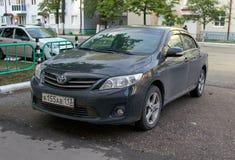 Toyota Corolla royaltyfria bilder