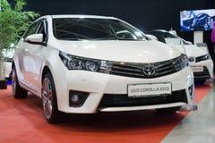 Toyota Corolla 2013 Stock Images
