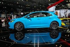Toyota Corolla XSE stock foto