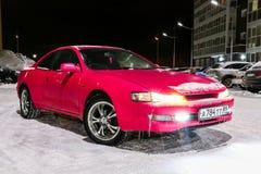 Toyota Curren Arkivfoton