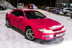Toyota Curren Arkivbilder