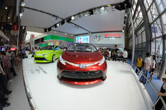Toyota dear  pavilion Stock Photography