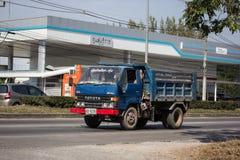 Toyota Dyna ciężarówka obrazy royalty free