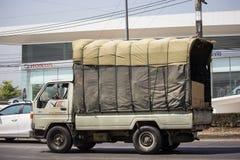 Toyota Dyna Truck fotografia stock libera da diritti