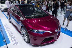 TOYOTA FCV Fuel Cell Concept Stock Images