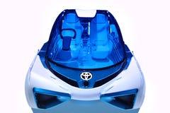 Toyota FCV más imagen de archivo libre de regalías